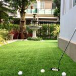 人工芝でパターゴルフを楽しみたい!設置方法は?